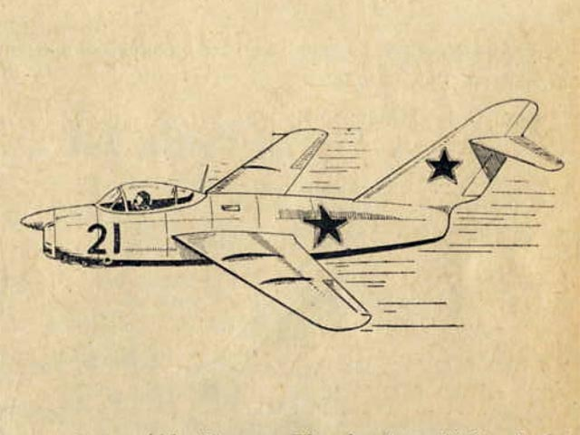 MiG-15 (oz8846) by Sven E Truedsson from SEMO 1953
