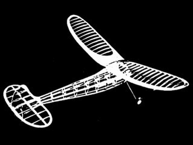 Jiffy (oz8853) by Sidney Struhl from HF Model Airplane 1941