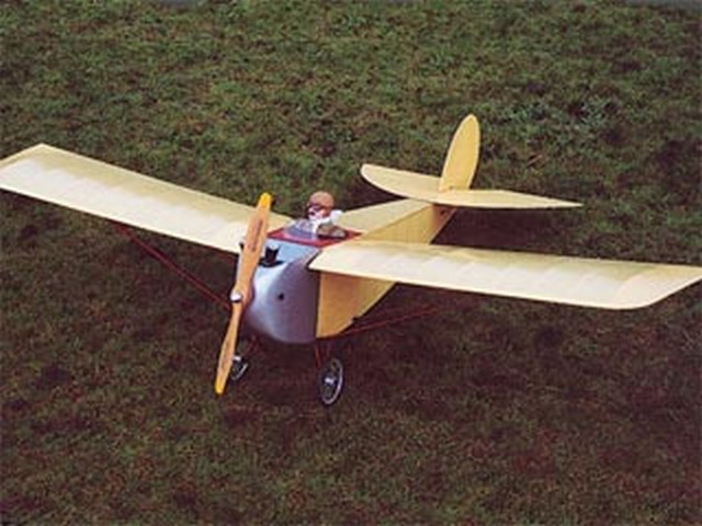 Huntington H12 (oz8921) by Peter Rake from Flying Scale Models 2002