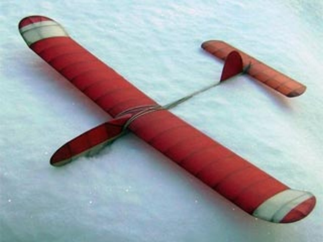 Sappo (oz8929) by S Sandberg from Norrlands Modellflygindustri 1946