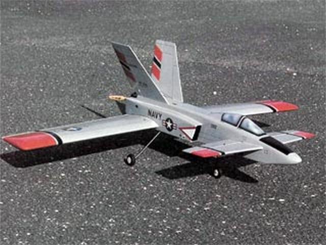 Firebolt (oz8936) by Dick Sarpolus from Model Aviation 1984
