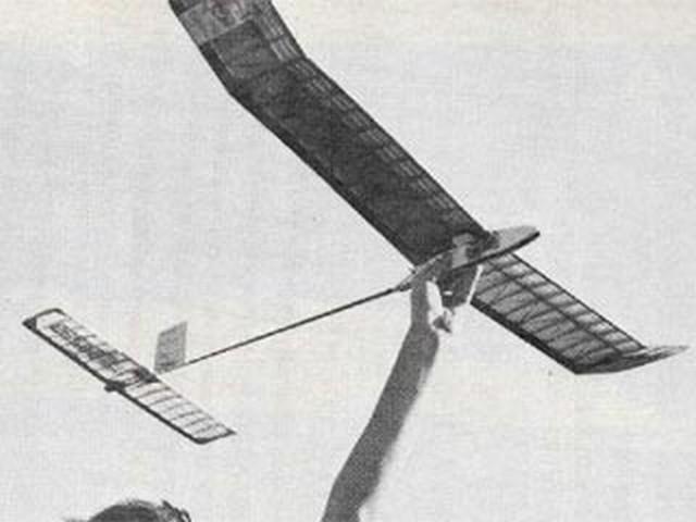 Desperation A/1 (oz8942) by Bruce Matthews, Doc Matthews from Flying Models 1976