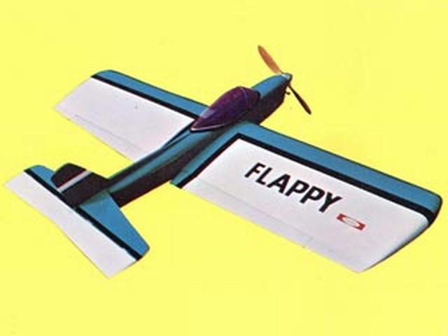 Flappy (oz8959) by Henri Stouffs from Svenson 1972