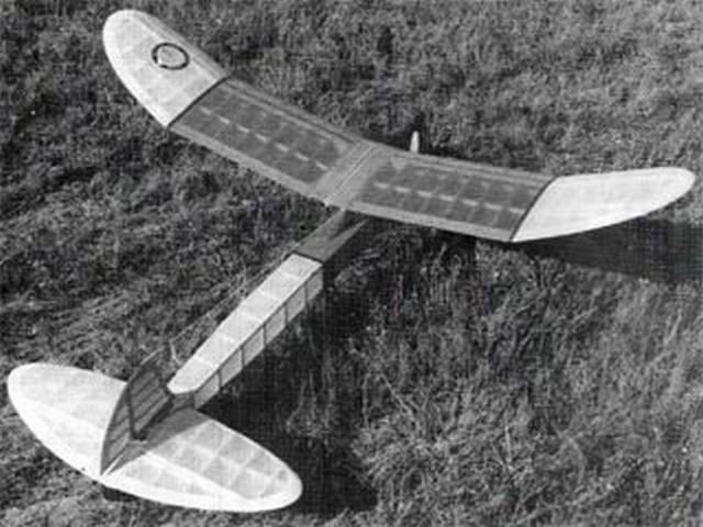 Kerswap 490 (oz8971) by Bob Isaacks from Flying Models 1994