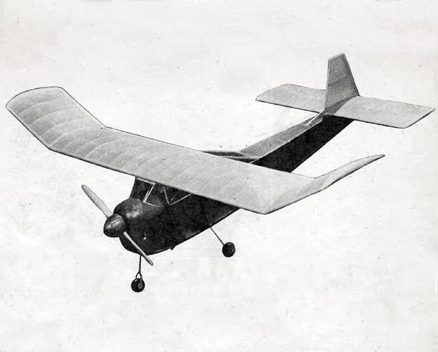Pleasair (oz8999) by Alvin Andrighetti from Air Trails 1949