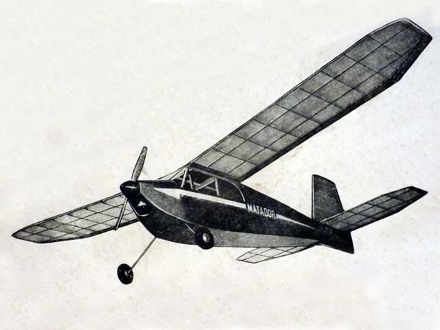 Matador (oz9013) from Mercury 1954
