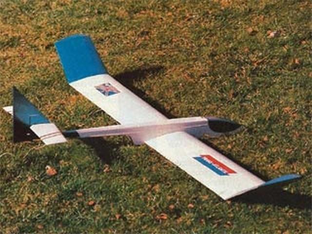 Transatlantic - completed model photo