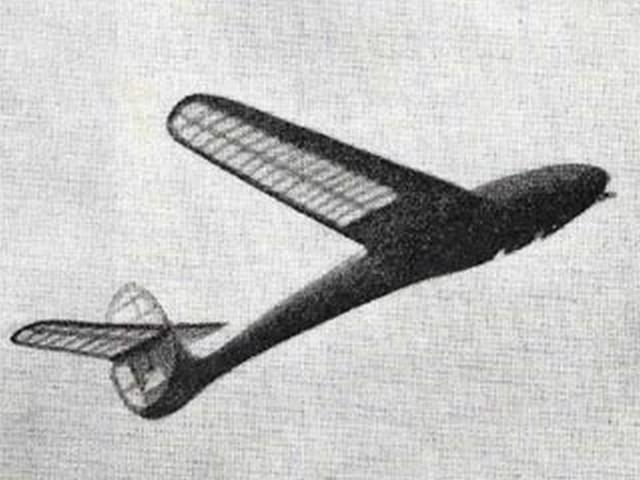 Evander (oz905) by DR Murrin from Aeromodeller 1945