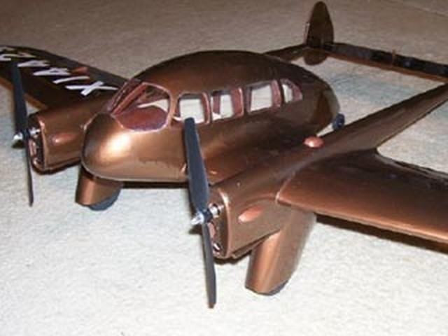 American Gyro AG-4 Crusader (oz907) by George Bendix from Model Aircraft Builder 1936