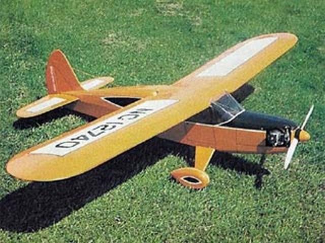 Airchild (oz9077) by Owen Kampen from Model Aviation 1979
