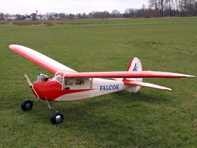 Falcon (oz908) by Albert E Hatfull from Keil Kraft 1949