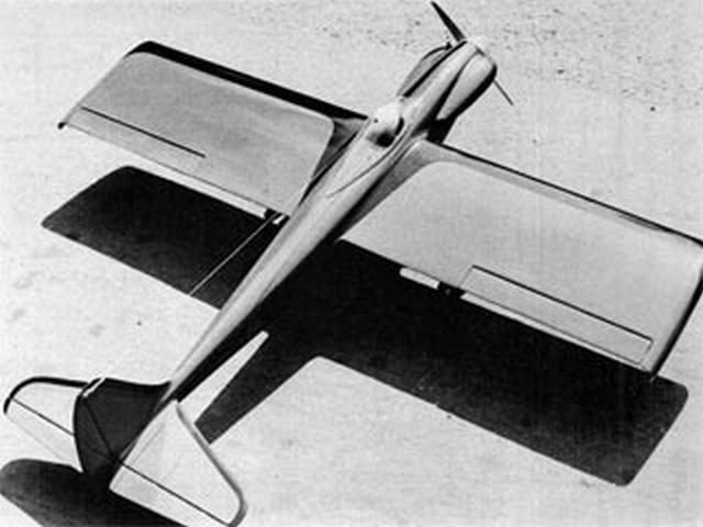 Go-Go Fli (oz9088) by Phil Kraft from RCMplans 1966
