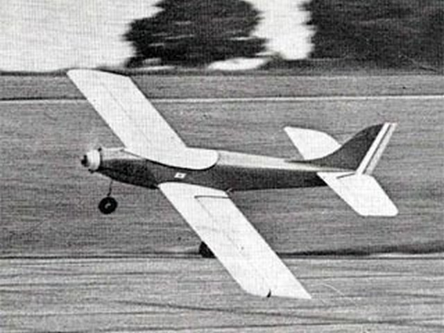 Antares  (oz9157) by J Patterson from Radio Modeller 1973