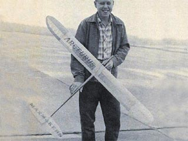 Arcturus (oz9249) by Jim Mayes, Joe Wagner from Model Airplane News 1965