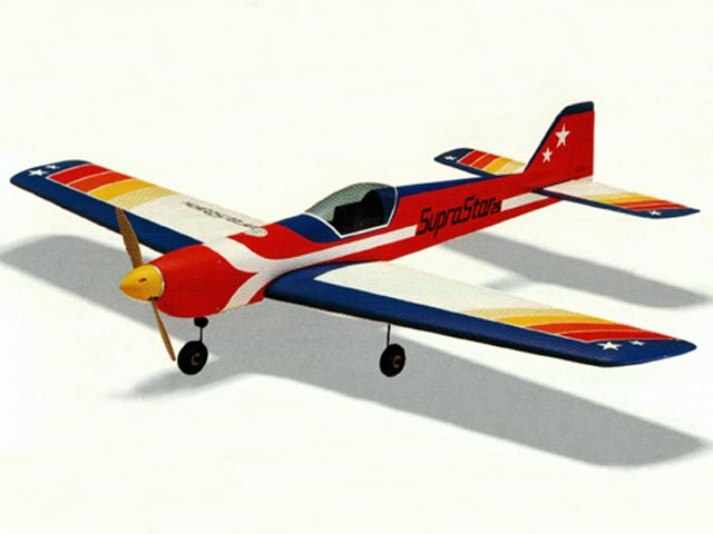 Supra Star 25 (oz9314) by Hanno Prettner from OK Model Pilot