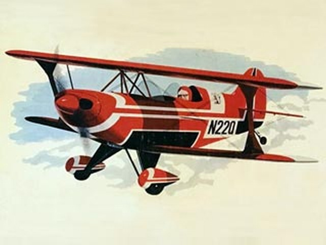 Pitts Special S-2 Big Stinker (oz9319) by MRM from Royal Marutaka