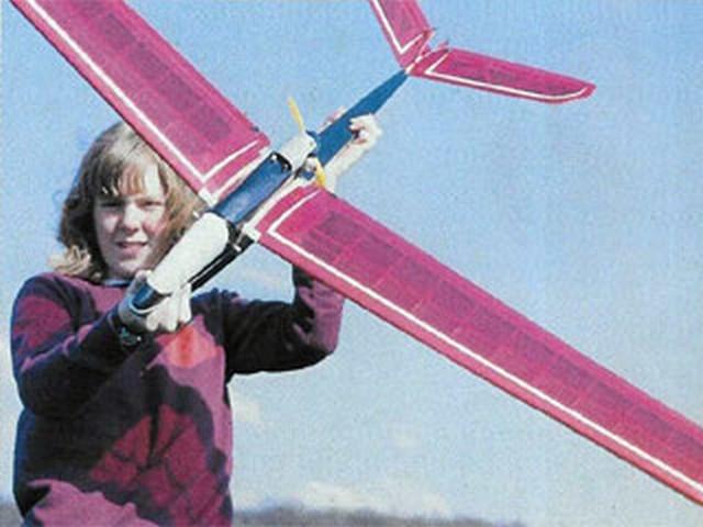 Swift (oz9329) by John Stroud from Radio Modeller 1983