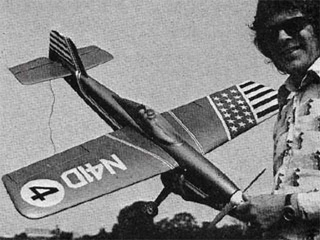 Blue Jay (oz9380) by Brian Peckham from Radio Modeller 1975