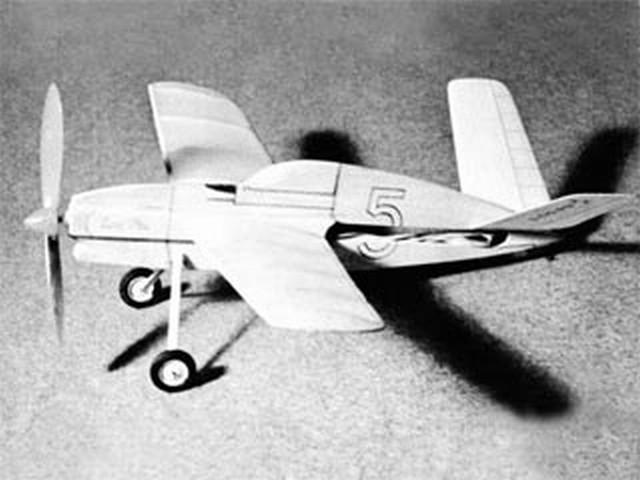 Pylon Polisher - completed model photo