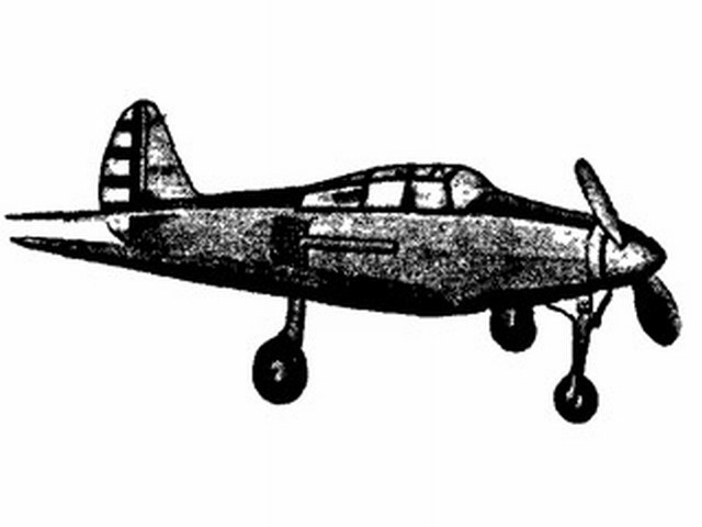 Airacobra (oz9461) from K-Dee 1940
