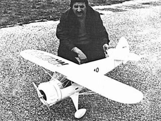 Mr Mulligan (oz9584) by Tony Lombardo from Flying Models 1979