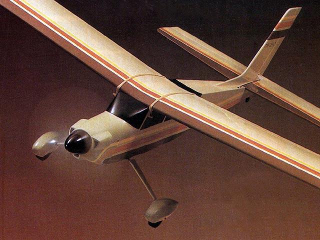 Mirage 550 (oz9648) by Dave Patrick from Carl Goldberg 1988