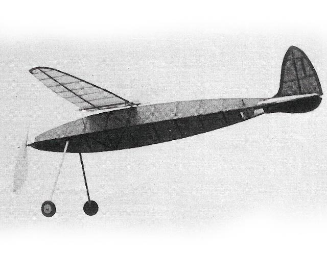 Thermalider (oz9657) from Burd Model Airplane