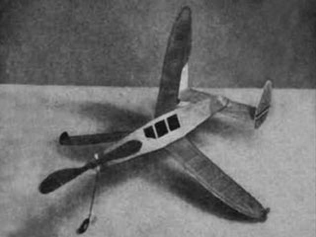 Triad (oz9728) by Roy Clough from Popular Science 1946