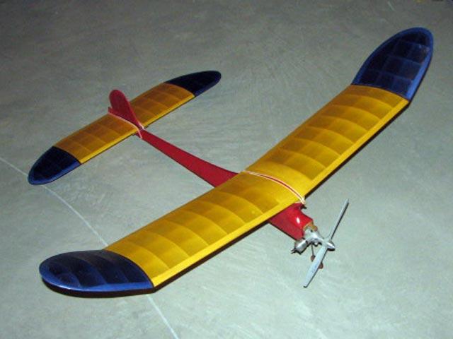 Mallard - completed model photo