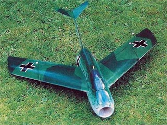 Focke-Wulf Fw183 (oz9780) by John Rutter from Aviation Modeller International 2002