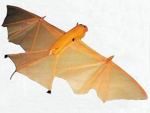 Big Batrick (oz9805) by Geoff Andriessen from RCME 1986