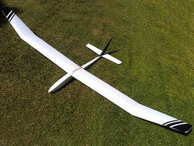 Osprey 100 (oz9821) from Sailplanes International 1988