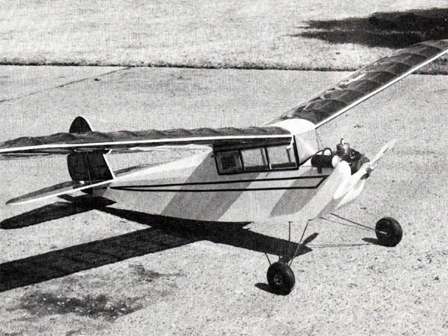 Kloud King XL (oz9884) by Doc Mathews from Flying Models 1980