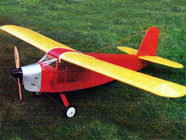 STOL (oz9889) by Peter Russell from RCME 1973