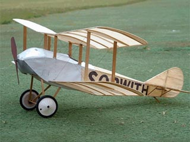 Sopwith Schneider Trophy Racer (oz9898) by Mike Roach from AMI 2005