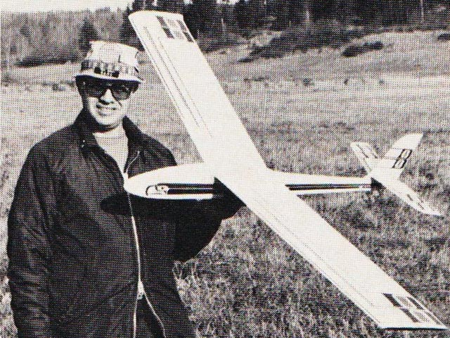 Bunny (oz9913) by Don Burt from Superior Flying Models 1976