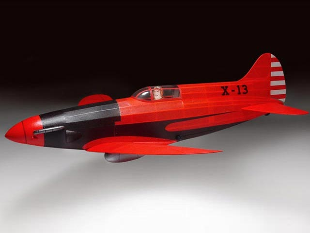 X-13 Racer (oz9927) by Dave Stott from Airdevil