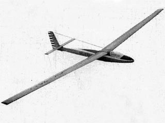 Orlik II (oz9950) by Jaroslav Fara from Modelar 1974