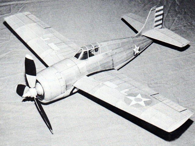 Grumman F4F Wildcat (oz9975) by Mike Midkiff from Gulf Coast