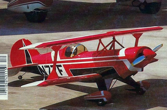 Pitts S2A plan - Free download - Outerzone