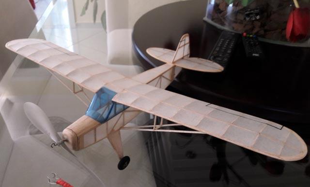 Piper J-3 Cub - oz11160 - Sergio_Dauble
