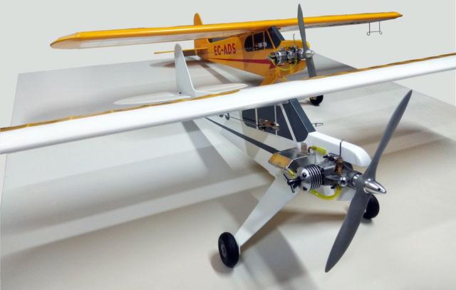 Piper J3 Cub - oz11262 - Agustin_Puertas