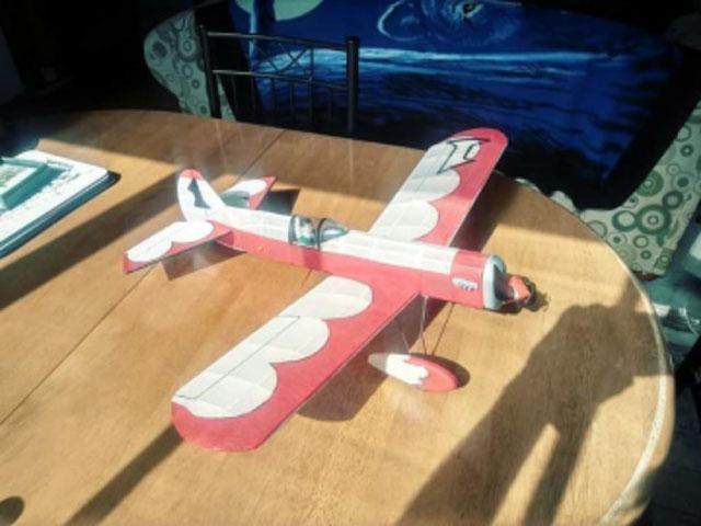 Flying Aces Sportster - oz1143 - MickMislan_NewZealand