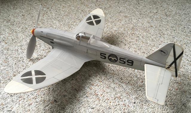 Heinkel Fighter - oz119 - DavidWagner