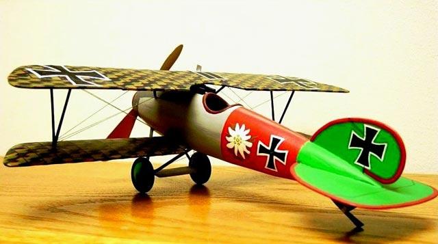 Albatros DV - oz12740 - Neal Green