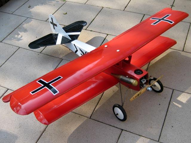 Fokker DVII - oz13028 - tiptipflyer