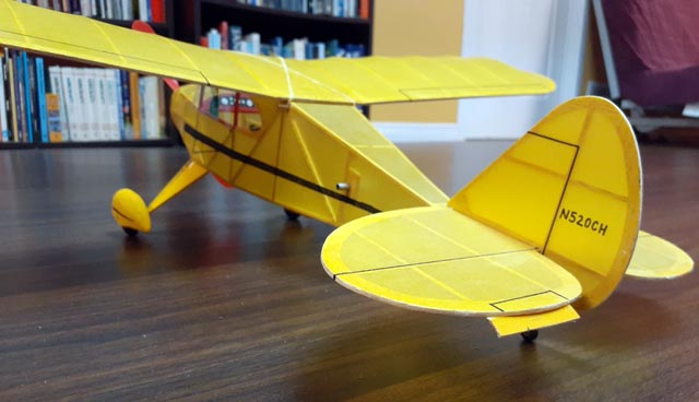 Piper PA-16 Clipper - oz13069 - Adrian Culf