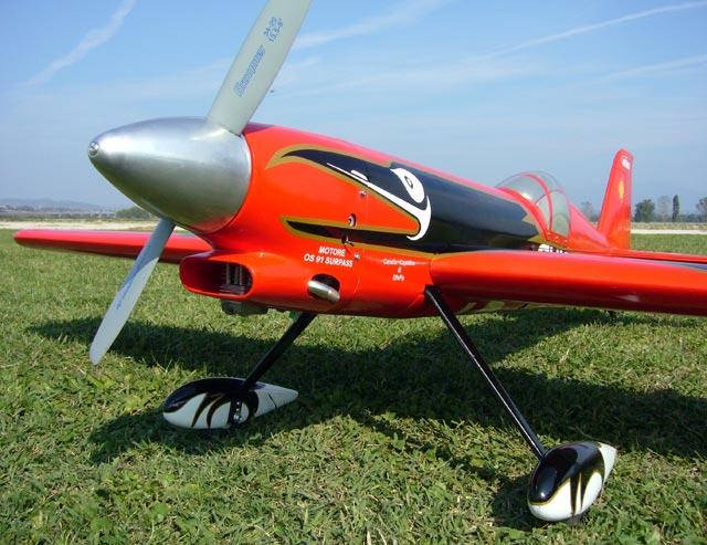 Quasi Turbo Raven - oz13100 - Giuseppe Ghisleri