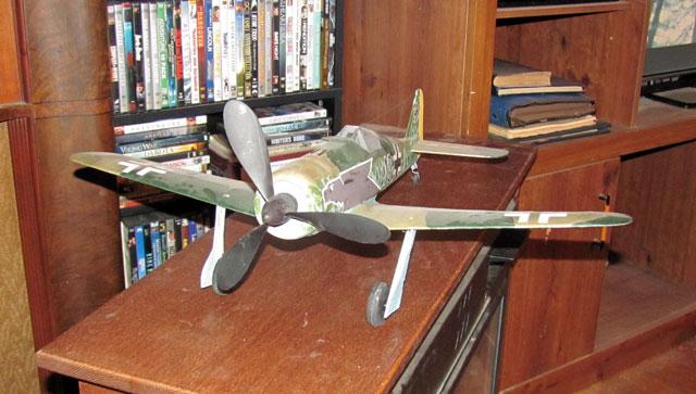 Focke-Wulf FW-190 - oz134 - MaxBarfelz