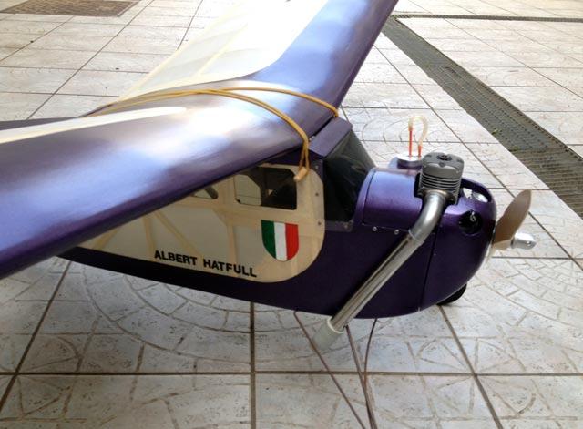 Junior 60 - oz1398 - Luigi Carlucci, Italy
